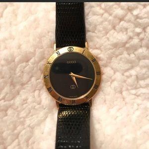 Gucci watch 38mm